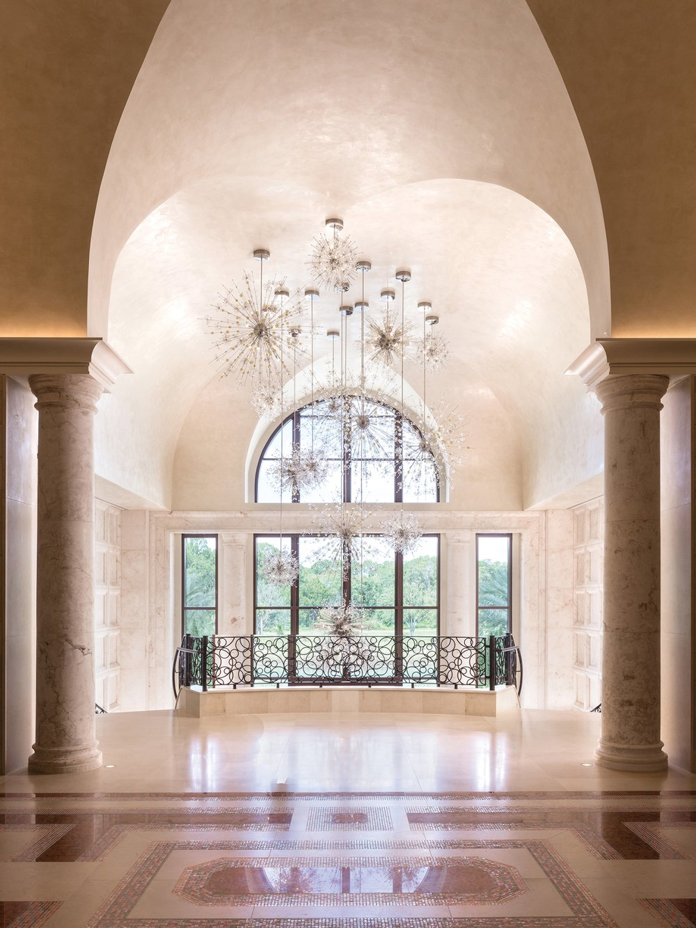 Four Seasons Orlando Entry Hall