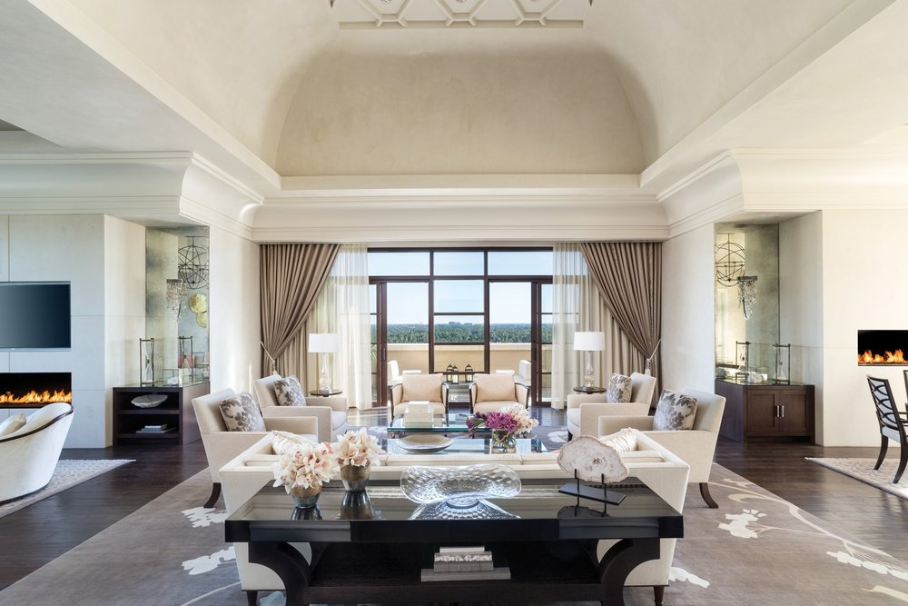 Four Seasons Orlando Presidential Suite