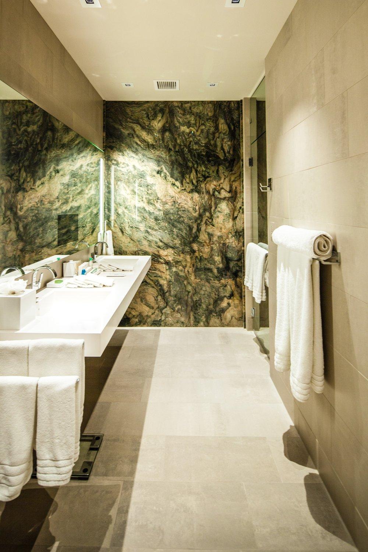 Collection at Conrad Suite Bathroom