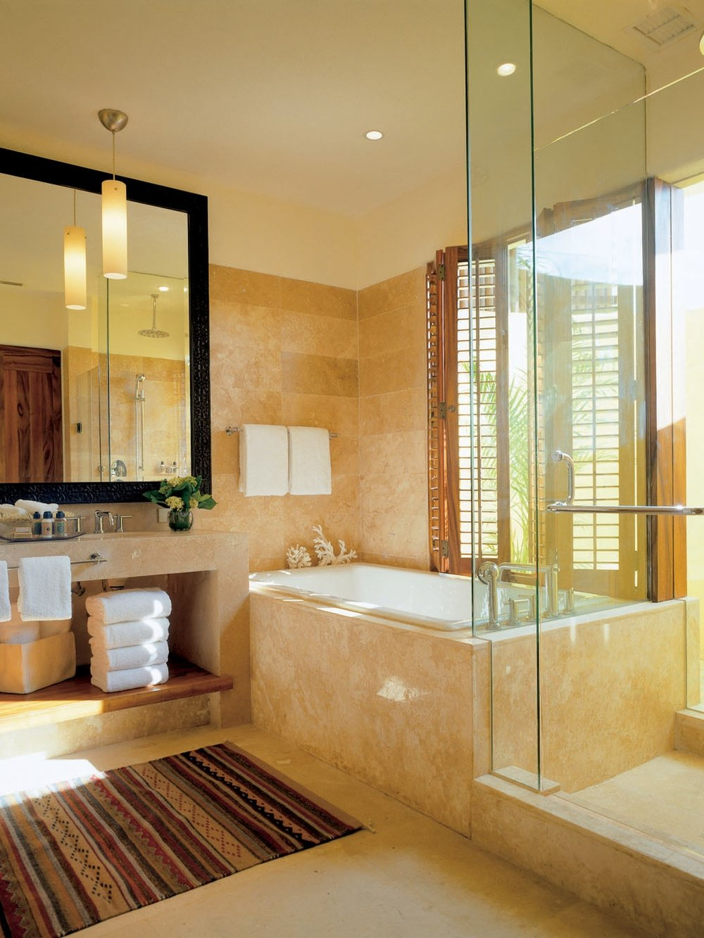 Four Seasons Punta Mita Bathroom