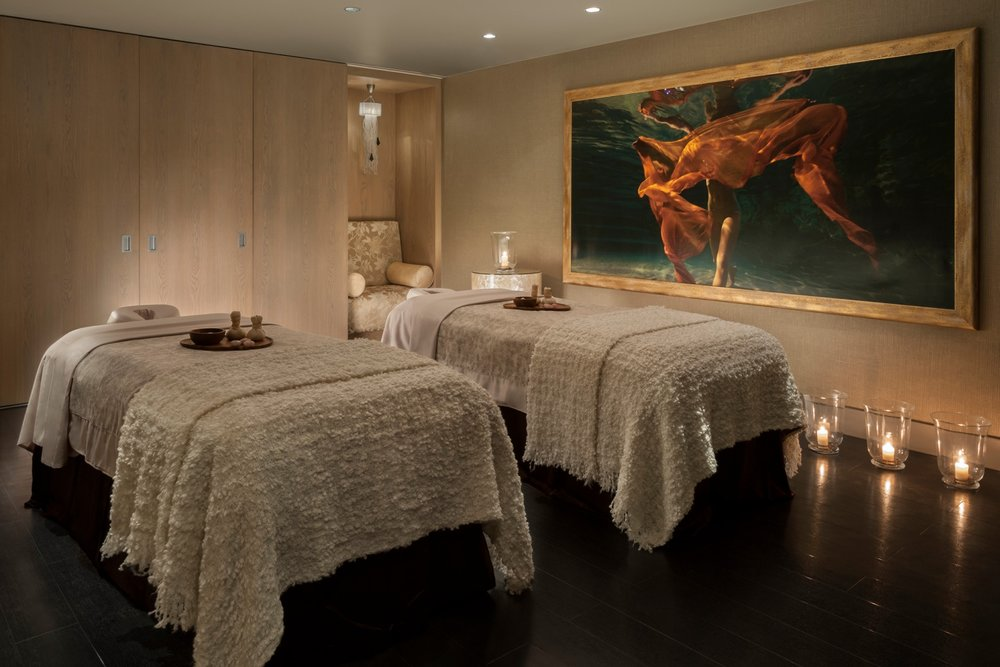 Four Seasons St. Petersburg Spa