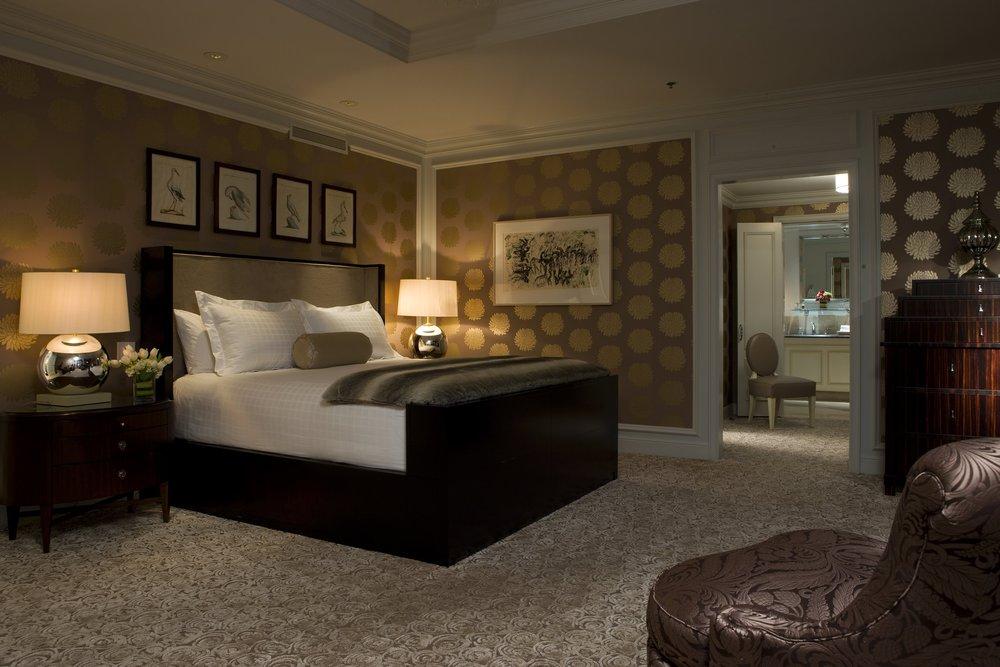 Four Seasons Washington D.C. Bedroom