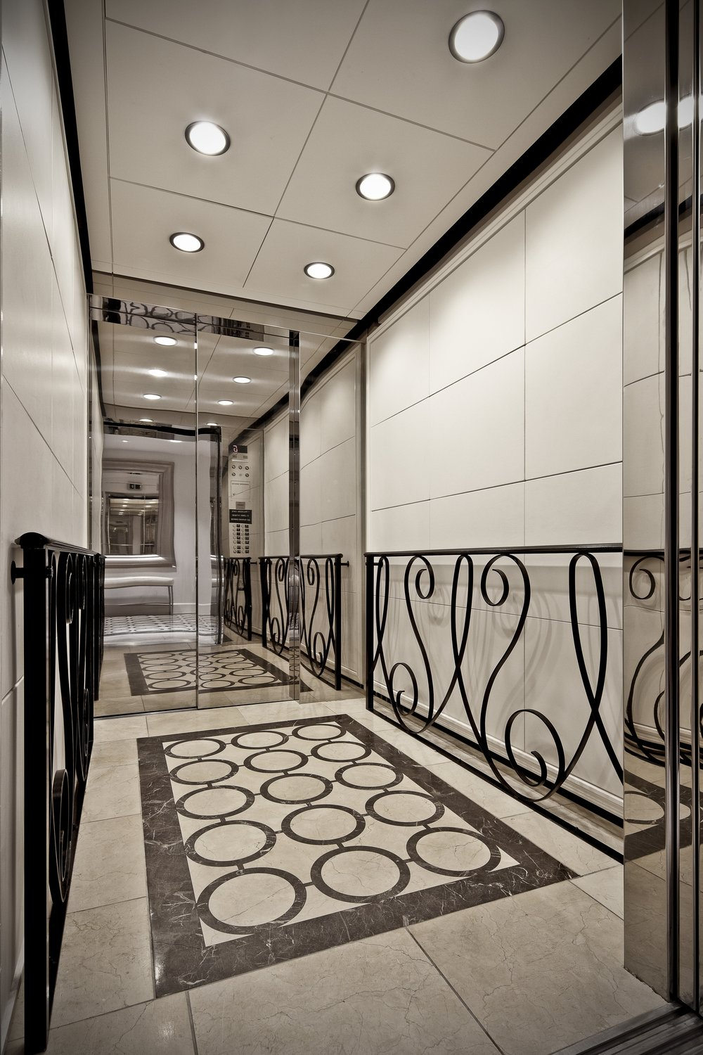 The H Hotel Elevator