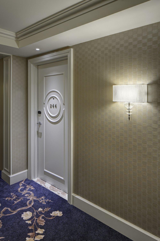 The H Hotel Corridor