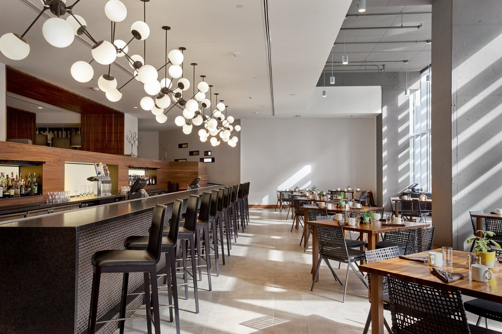 Hilton Cleveland Downtown Restaurant