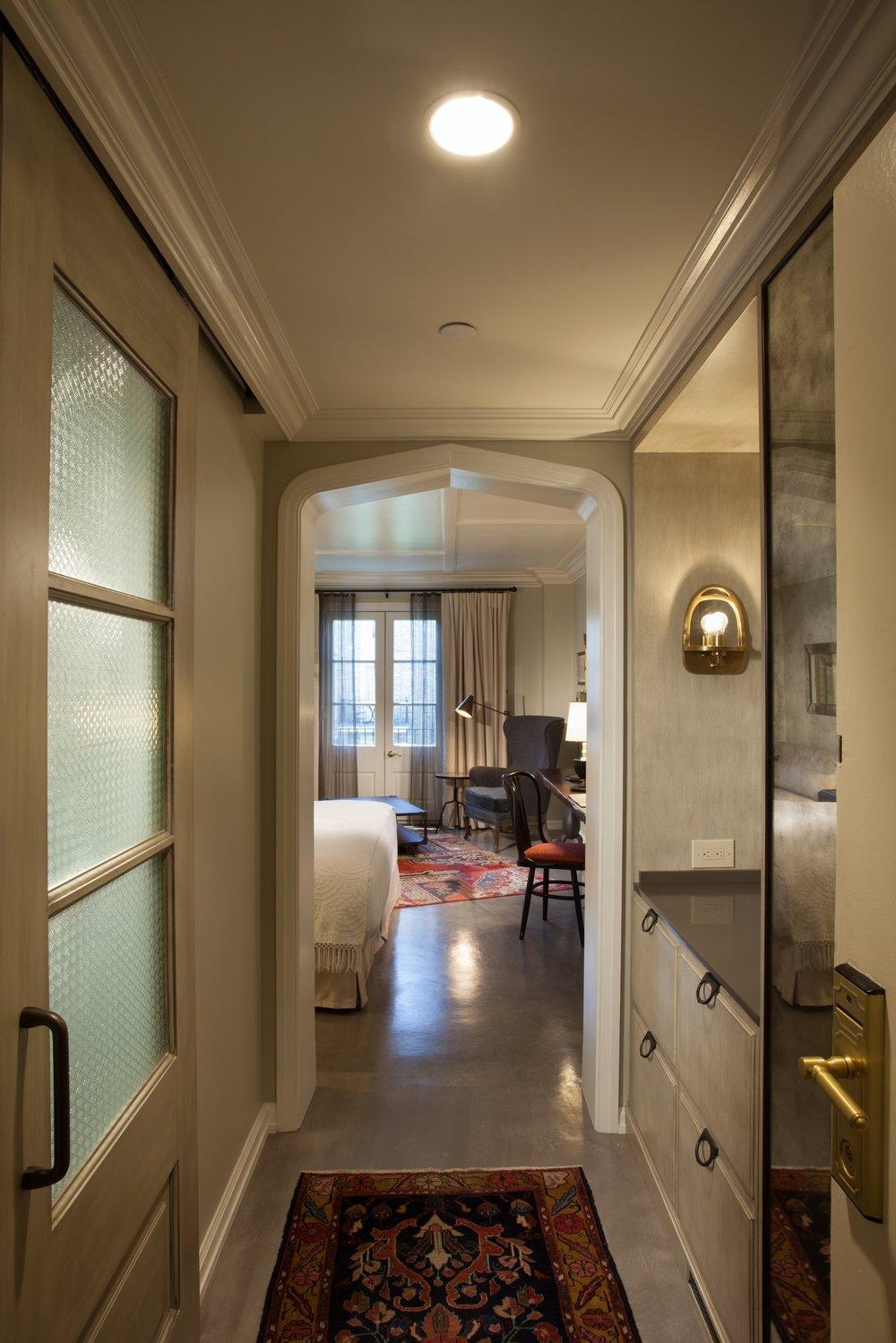 Maison Dupuy Guestroom