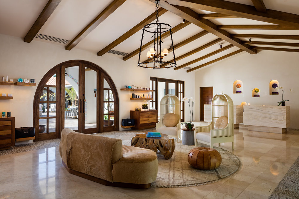 One&Only Palmilla Spa
