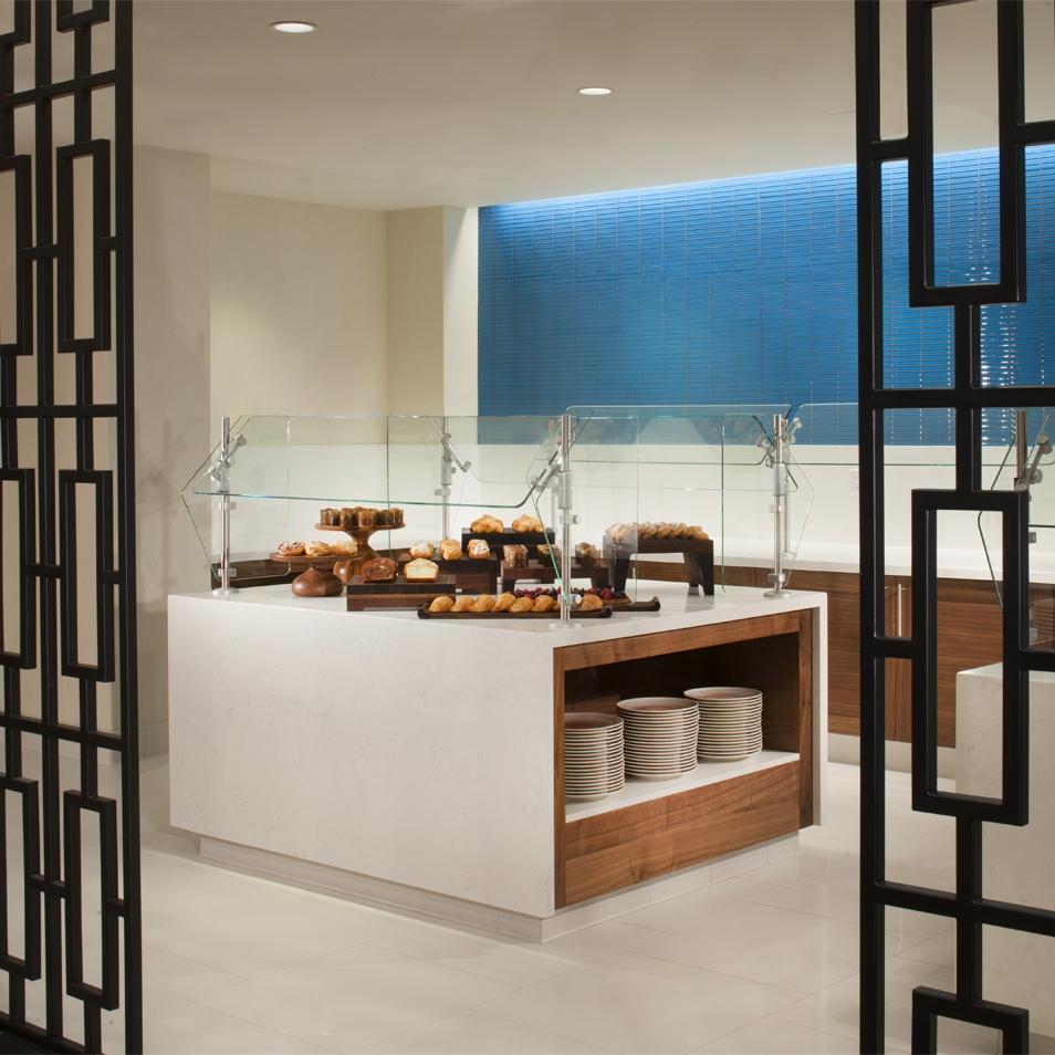 Hyatt Regency LAX Buffet