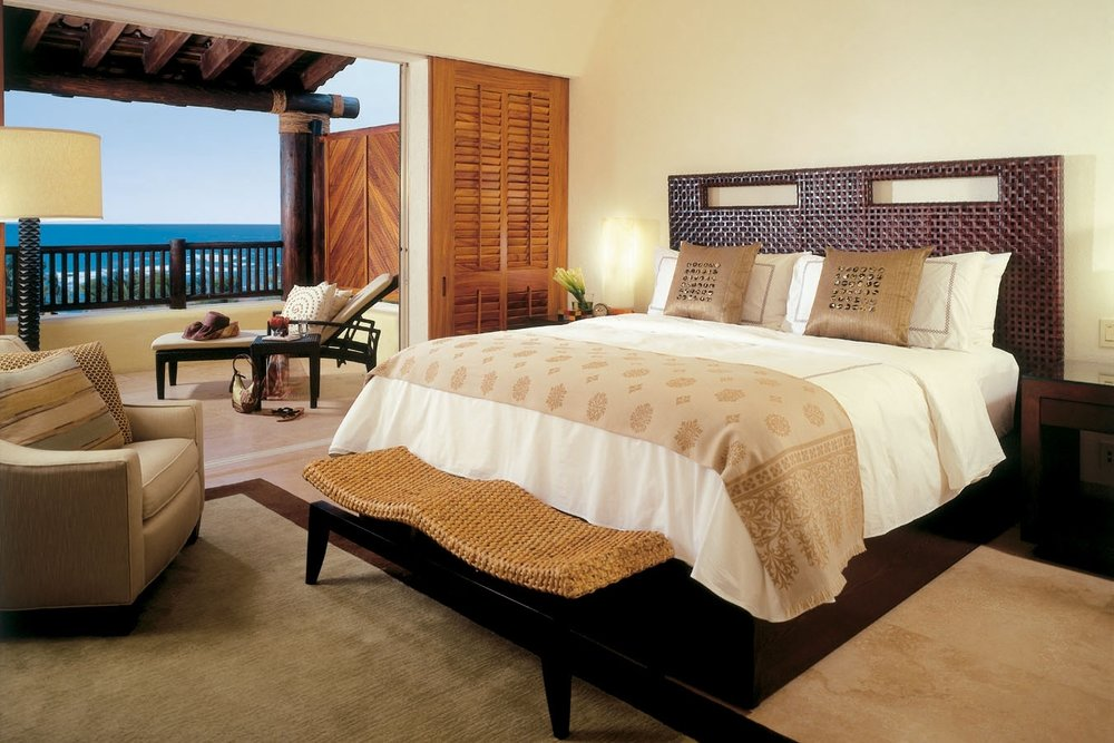 Four Seasons Punta Mita Bedroom