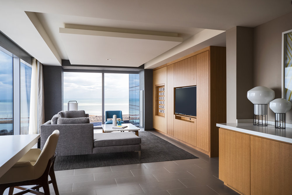 Marriott Marquis Chicago Executive Suite