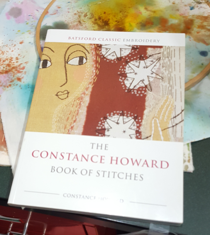 I am using Constanace Howard's book for my reference.