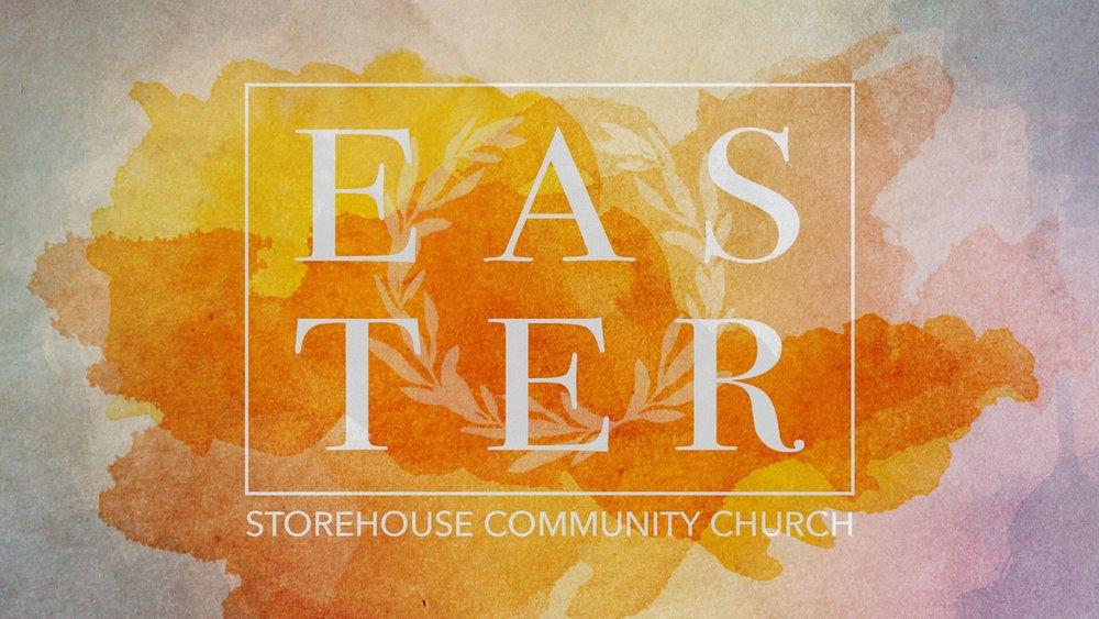 Easter Sermons 2018
