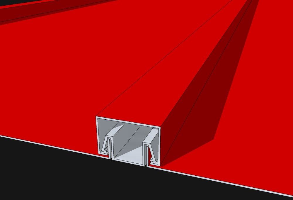 Firestone Series Uc 2 Batton Cap Wall And Roof Panel System
