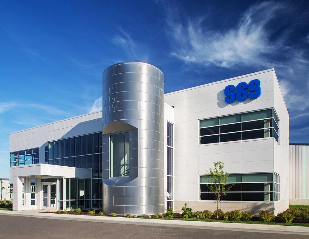 SGS Corporate Headquarters