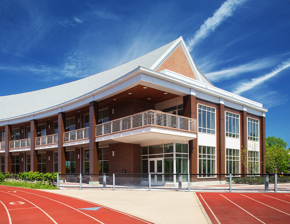 CWRU Wyant Athletic & Wellness Center