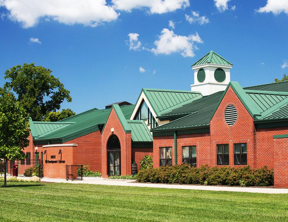 DSCC Child Care Building