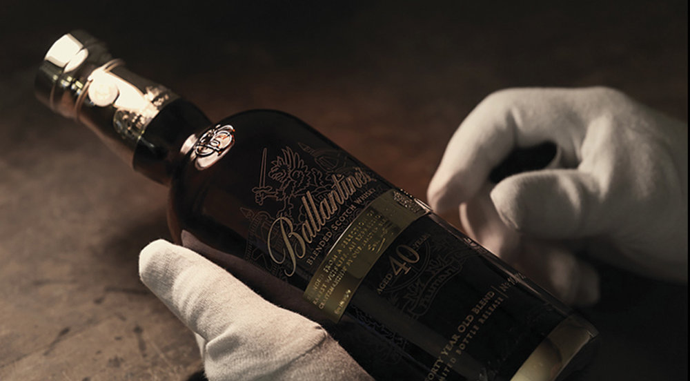 Ballantine's 40 Year Old Limited Realease