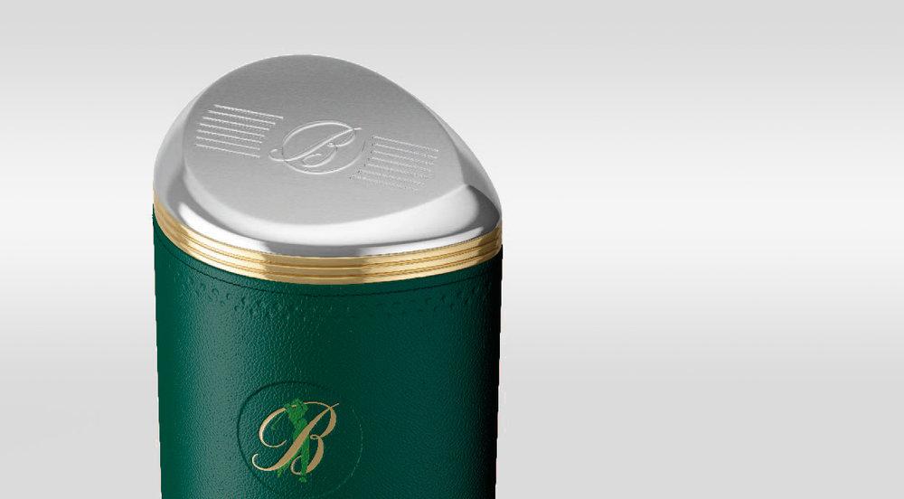 Ballantine's 2015 Golf Limited Edition close up