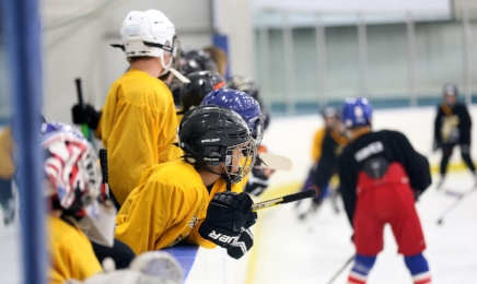 heartland hockey camps