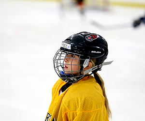 Girls and Women Hockey Camps