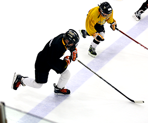 Parent-Child Hockey Camps