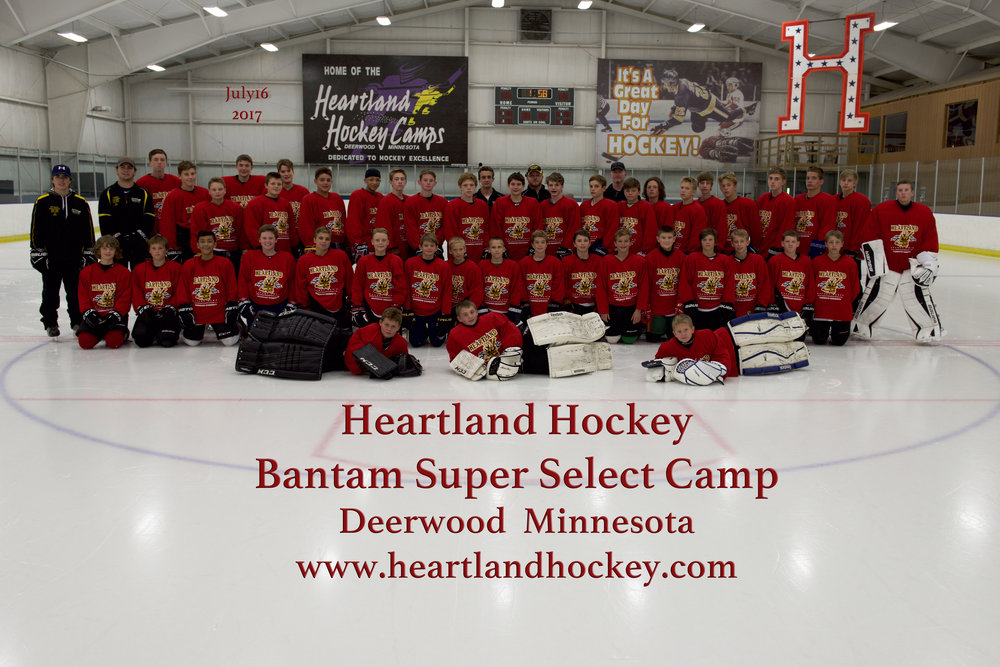 Bantam Super Select July 16-22, 2017