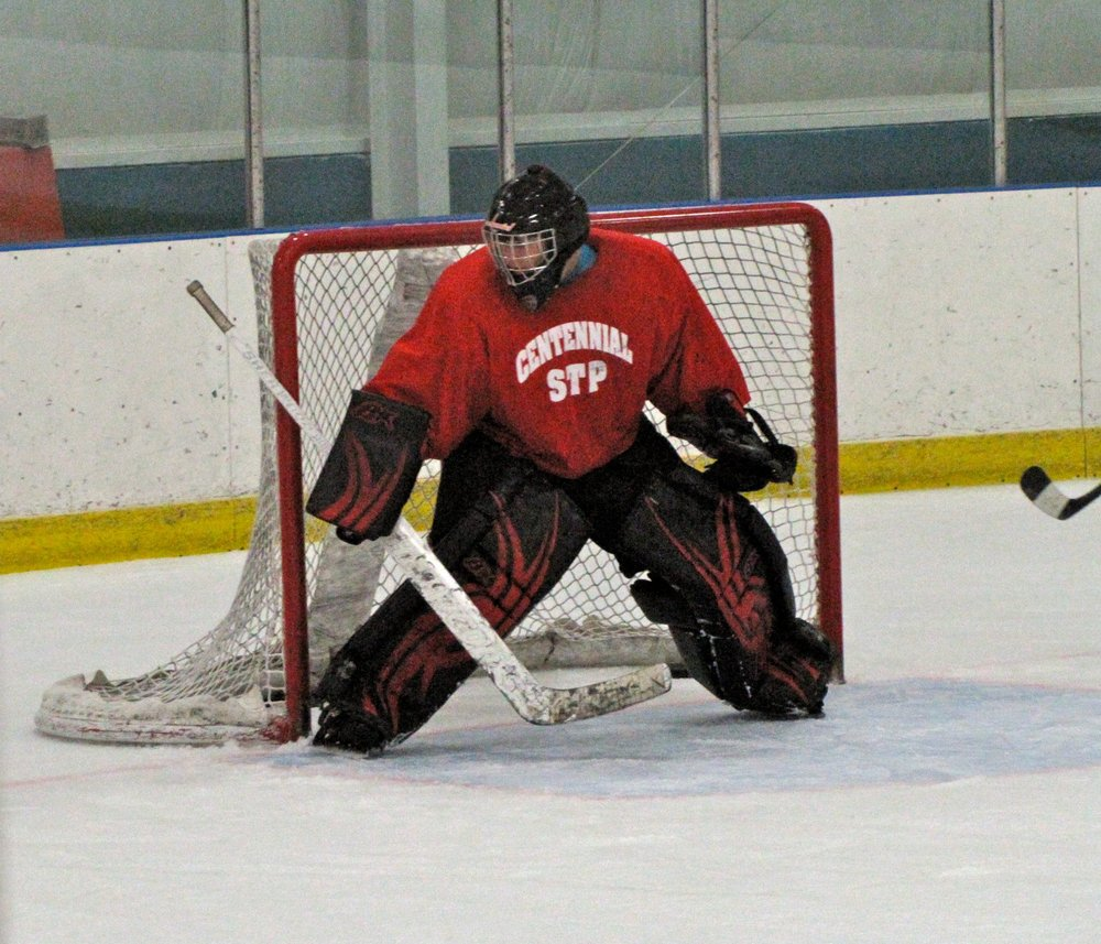 Dylan Hvambsal Goalie Coach/Finance Director