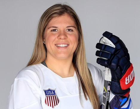 Hannah Brandt Head Coach/2018 Gold Medal Olympic Champion