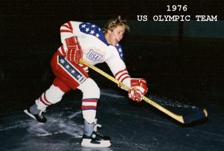 Steve Jensen 1976 Olympics