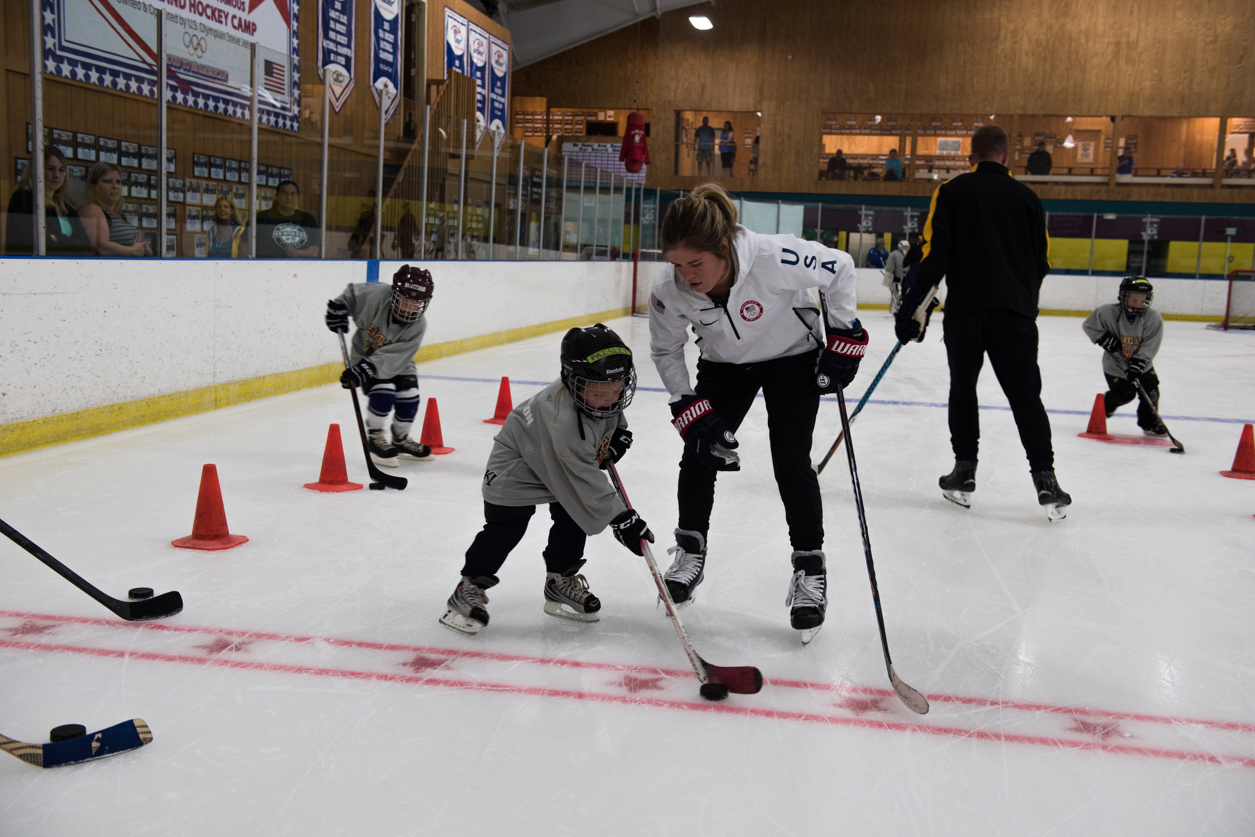 Hannah Brandt Hockey Camps