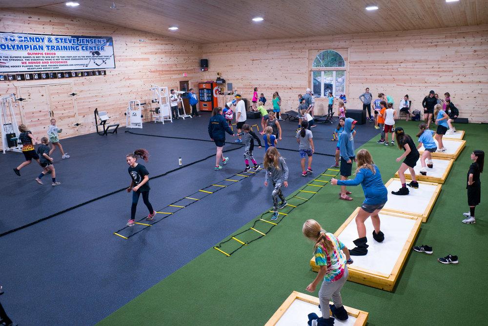 Heartland Weight Room 2