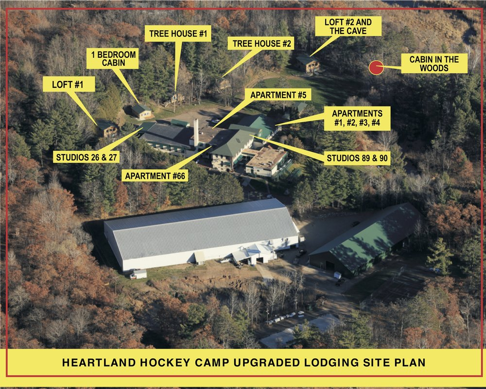 Heartland new photo map