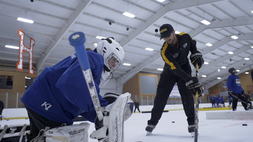 Goalie Hockey Camps