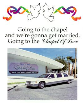 chapel of love limo