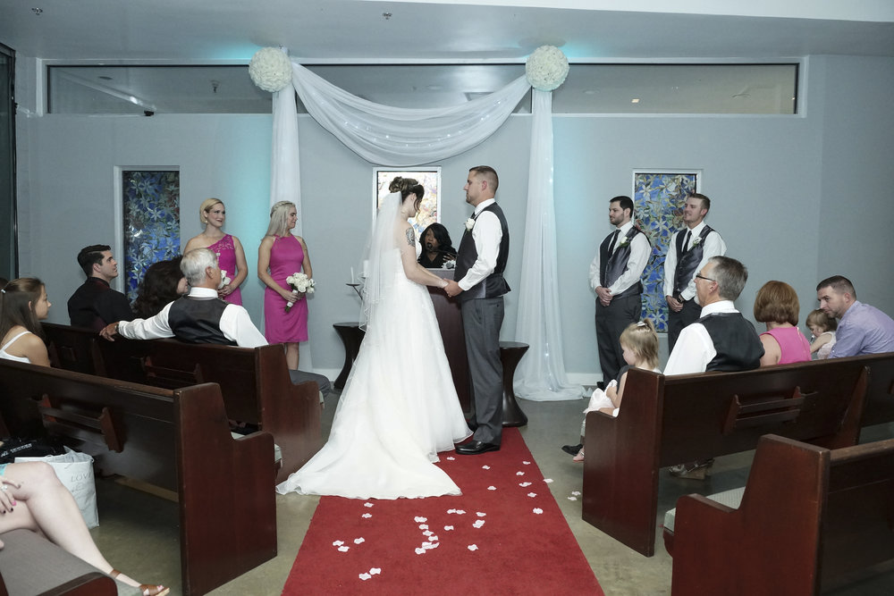 The luxurious Ceremony - From $499.00