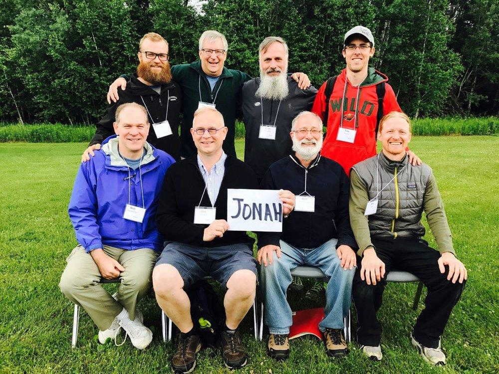Jonah Small Group 2017