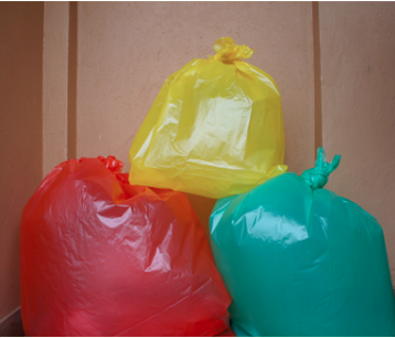 Everyday Products - From garbage bags to bread bags!