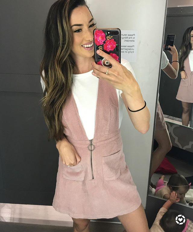My FAVORITE item from the target try on! It's selling out fast! So darling, cutest color, amazing fit! http://liketk.it/2xi1P @liketoknow.it #liketkit Screenshot for the link!