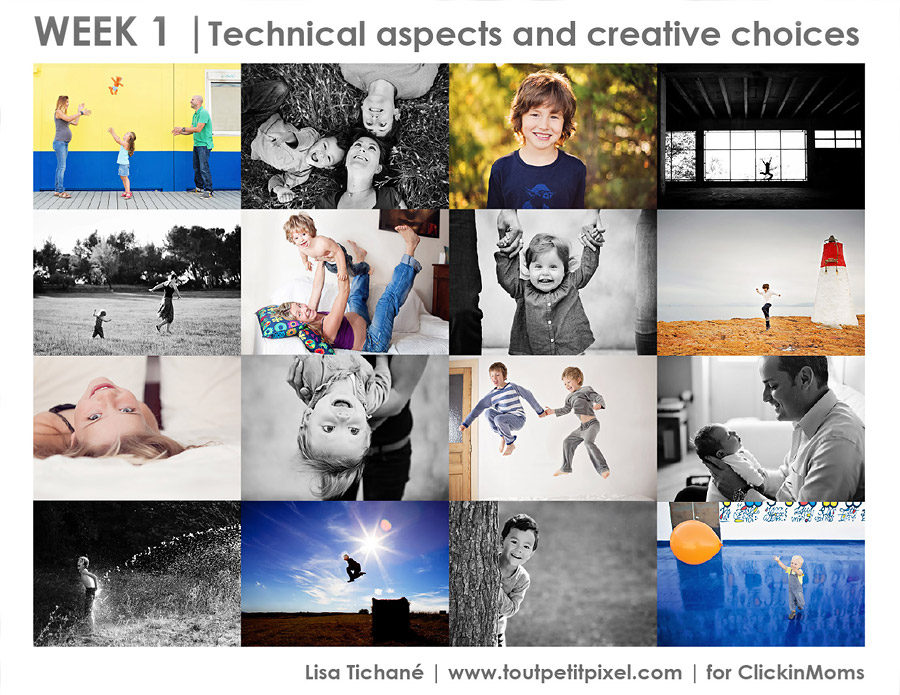 Capturing Joy workshop Cover - Week 1