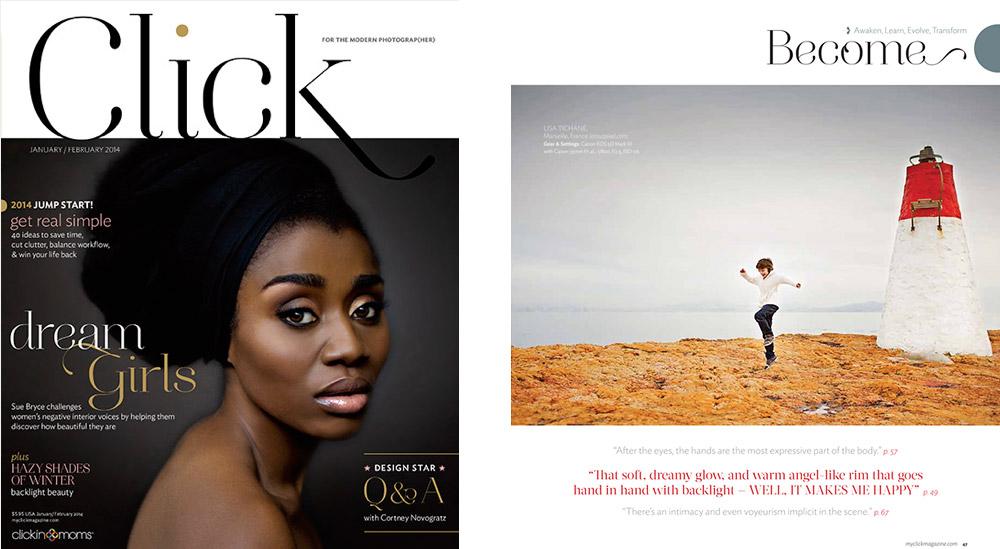 Click Magazine - Tout Petit Pixel