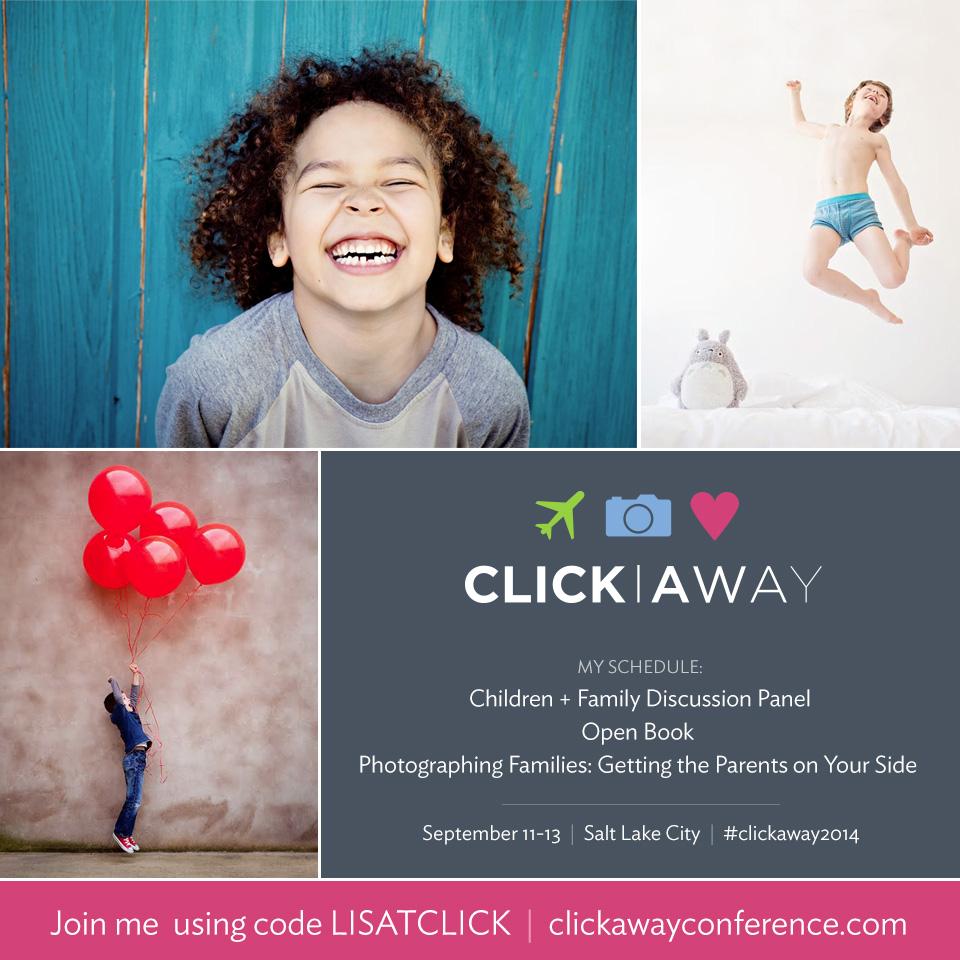 ClickAway - Lisa Tichané