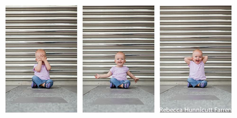 Capturing Joy - Rebecca Hunnicutt Farren