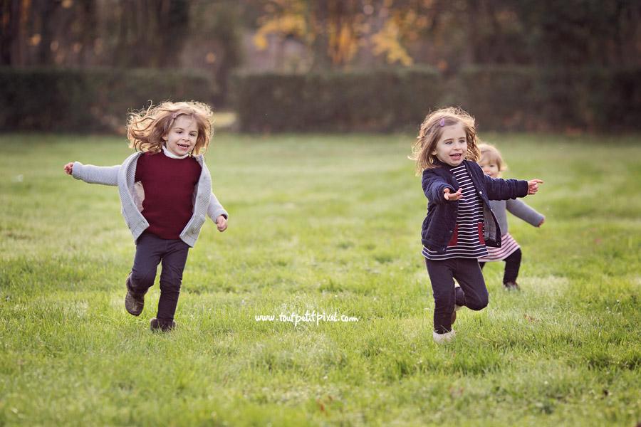enfants qu courent