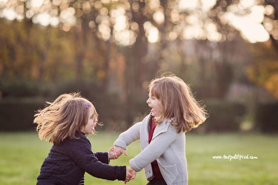 soeurs qui dancent