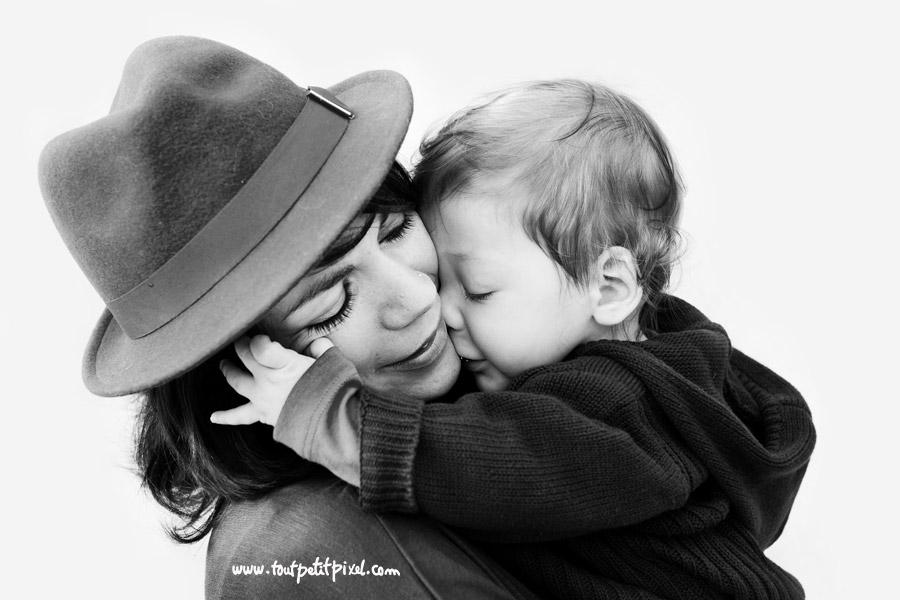 photographe maman bébé