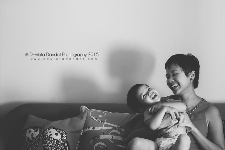 Capturing Joy - Dewinta Dandot