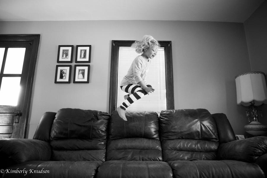 Capturing Joy - Kimberly Knudsen