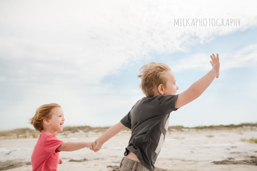 Capturing Joy - Emilia (Milka Photography)