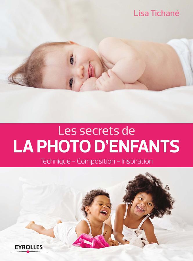 Livre Les secrets de la photo d'enfants