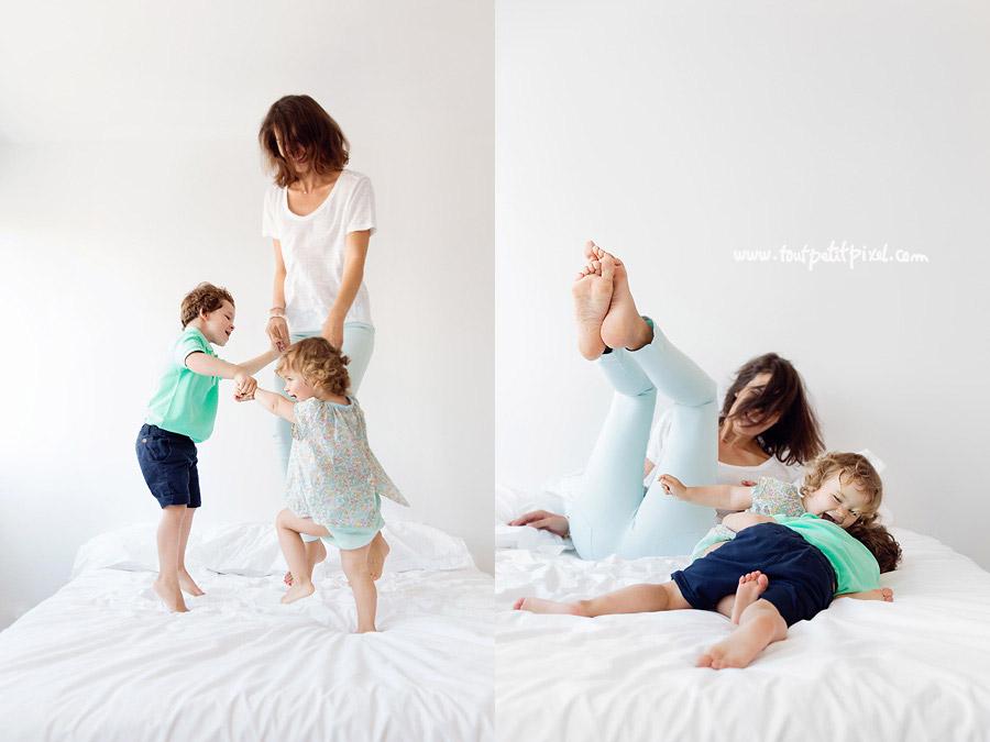 photographe famille commercial catalogue